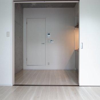 ザ・デザイナーズ!※写真は2階の似た間取り別部屋のものです。