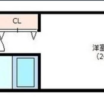 南向きのお部屋ですよ〜!