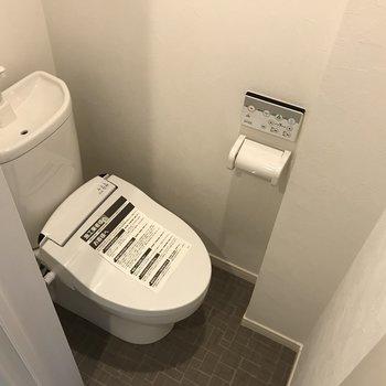 バストイレ別はうれしいですね。