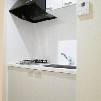 キッチンも適度な広さがあります。