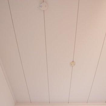 洋室の天井。店舗のよう
