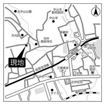 コンフォート中山寺