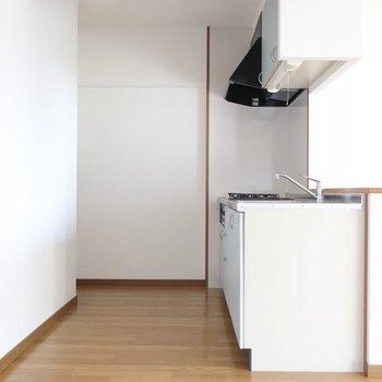ゆとりあるキッチンスペース!