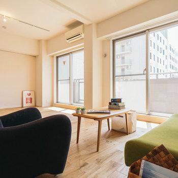 【イメージ】好きな家具を好きな配置で