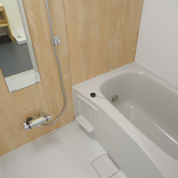 【イメージ】お風呂も新品に交換!追い焚きもついてます◎