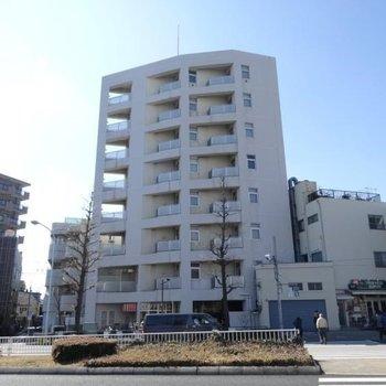 ラグジュアリーアパートメント文京千石♯02