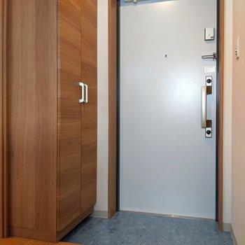 画期的な電子ロックドア※ 写真は前回募集時のものです