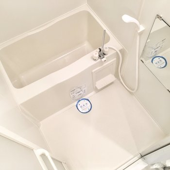 お風呂には浴室乾燥機付き◎