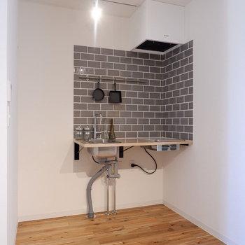 シンプルでおしゃれなキッチン!※写真は前回募集時のものです