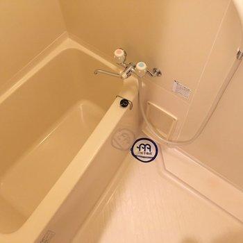バスルームでゆっくりくつろぎタイム