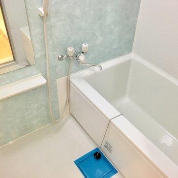 お風呂もきれいですね。※写真は前回募集時のものです