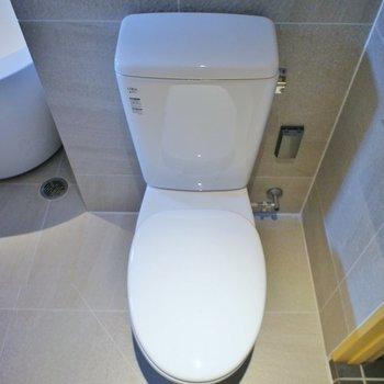 おトイレは至って普通なかんじなんですね※写真は前回募集時のもの。