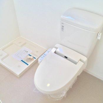 洗濯機もこちらに※写真は前回募集時のものです。