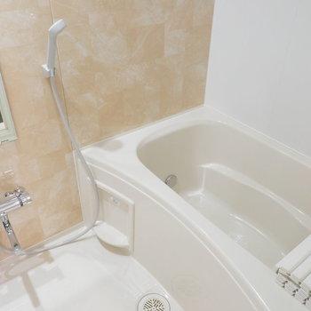 大きくきれいなお風呂※写真は前回募集時のもの