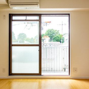 女性限定の安心できるお部屋です。※写真は3階の反転間取り別部屋のものです