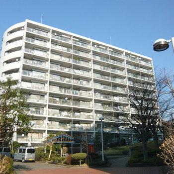 ニューシティ東戸塚クレール丘の街 5号棟