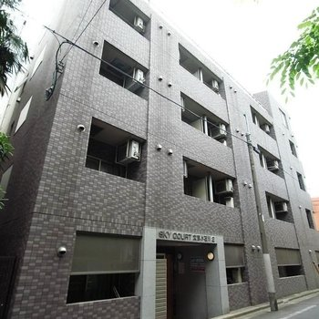 スカイコート文京小石川第弐
