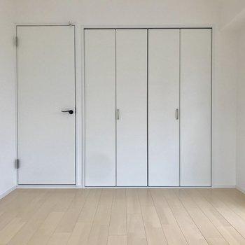 個室② こちらもまっしろましろ!そして…