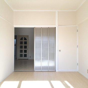 扉がちょっぴり珍しい(※写真は前回募集時のものです)