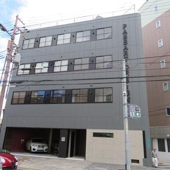 1,2階にはリノベーションしたデザイン事務所が