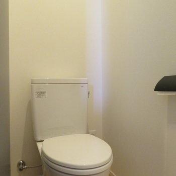 トイレの空間もたまらん