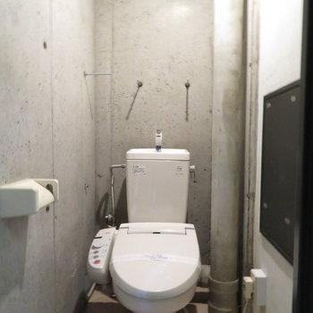 トイレかっこいいです