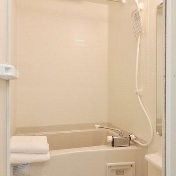 浴室乾燥機付きが嬉しい!※写真は前回募集時のものです。