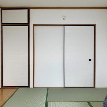 【和室】ゴロゴロしたくなっちゃう◎※写真は3階の同間取り別部屋のものです