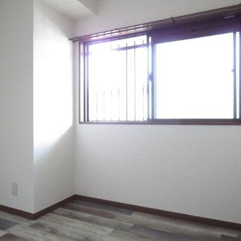 【4.6畳洋室】内装は同じ感じですが、クローゼットがありません