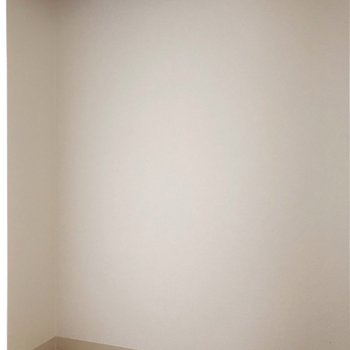 【洋室5.5帖】ついつい買っちゃうあれもここに収納できる!※写真は通電前のものです