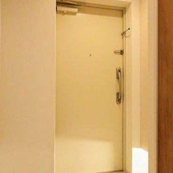 以上お部屋でした◯※写真は4階の同間取り別部屋のものです