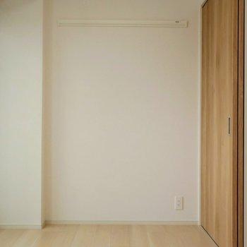 ベットルームにちょうどよさそう※写真は4階の同間取り別部屋のものです。