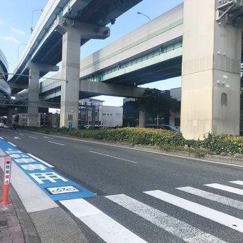 博多駅まで自転車専用道路でぴゅ〜んとねっ