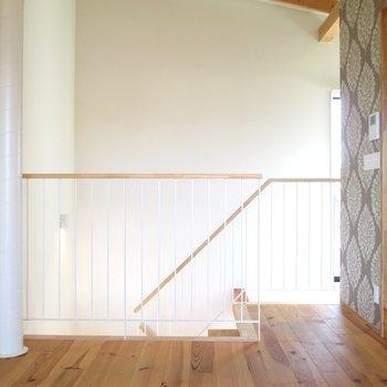 階段の繊細さが伝わります◯