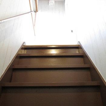 2階へ上がると・・・