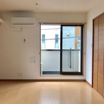きれいなお部屋!※写真は2階の同間取り別部屋のものです