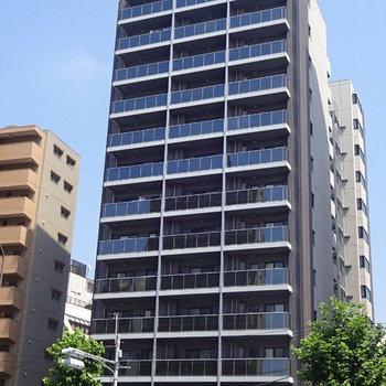 ザ・パークハウスアーバンス東五反田