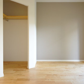 寝室は3枚引戸で仕切ります!※写真はイメージです