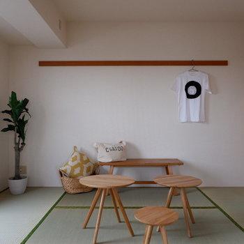 【和室】和室って日本人の特権ですよね〜