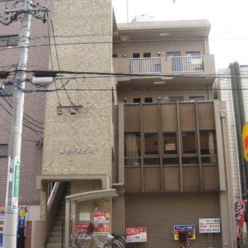 横電千成ビル