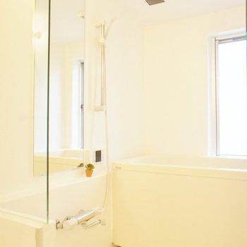 こんな透明感のあるお風呂!※写真は前回募集時のものです