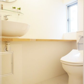トイレは2階に。※写真は前回募集時のものです