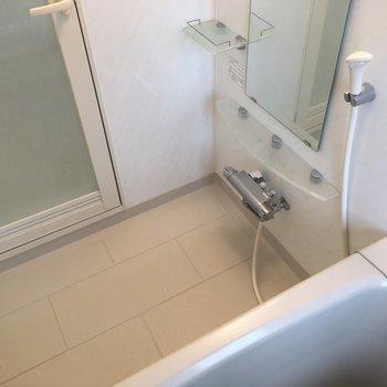 浴室も広いんです!