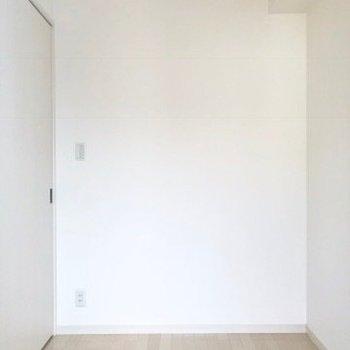 寝室にいいかも。※写真は4階の同間取り別部屋のものです