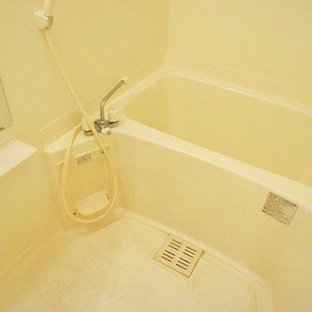 浴室乾燥も完備。※写真は別部屋