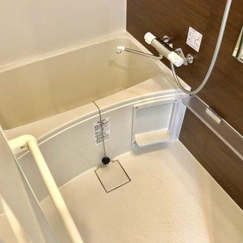 浴室もとてもきれいでした