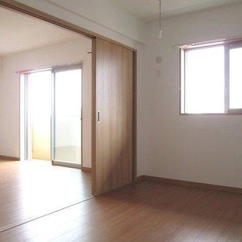 【LDK】開くと大きなワンルームみたい。