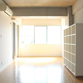 こんなこともできます※写真は2階の反転間取り別部屋のものです。