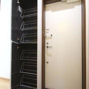 スペース有効活用※写真は4階の同間取り別部屋のものです