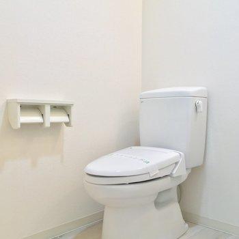 清潔感!!!※写真は2階の同間取り別部屋のものです